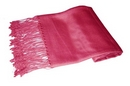 Raspberry Red Pashmina Shawl