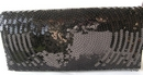 Black Clutch bag FREE DELIVERY