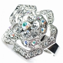 Alexandra Crystal Ring with Gift Box