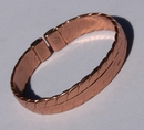 Magnetic Pure Copper Heavy Mans Bracelet