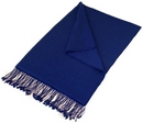 Electric Blue Pashmina Shawl